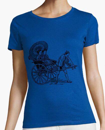 Camiseta Taxi de la antigua China