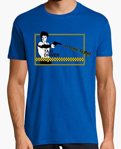 Taxi driver - you talkin to me? t-shirt