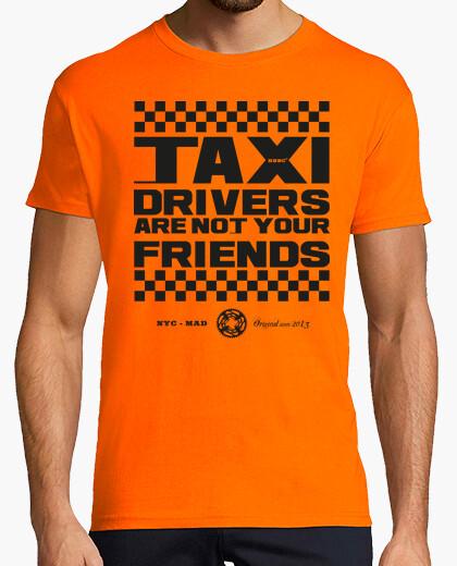 Camiseta Taxi Drivers