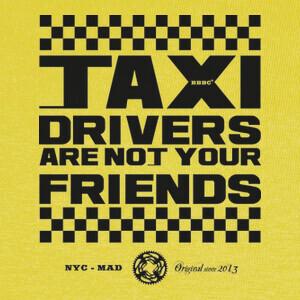 T-shirt Taxi Drivers