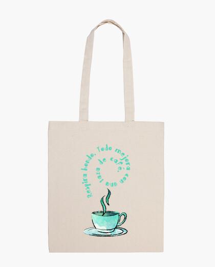 Bolsa Taza de Café