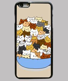 Tazón de Gatos