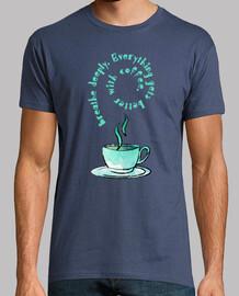 tazza of coffee english