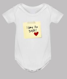 te aime papa !!!