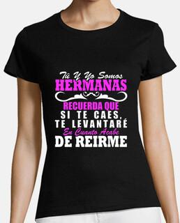 Te levantaré acabe reirme Hermana