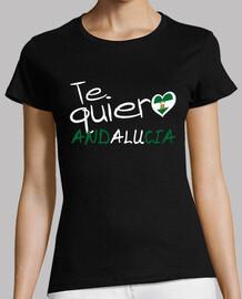 Te quiero Andalucía