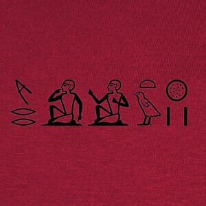 I love you (man to man) T-shirts