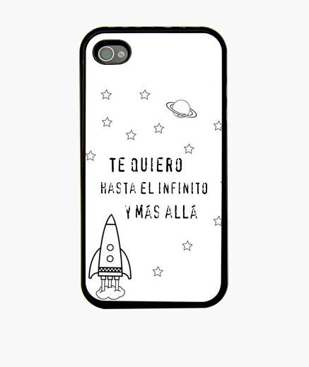 Funda iPhone te quiero hasta el infinito