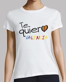 Te quiero Valencia