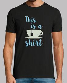 Tea-Shirt (azul)