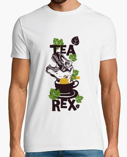 T-shirt tea rex