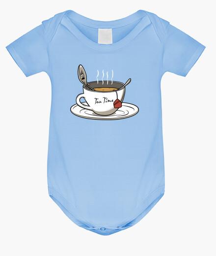 Ropa infantil Tea time