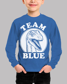 Team Blue Velociraptor