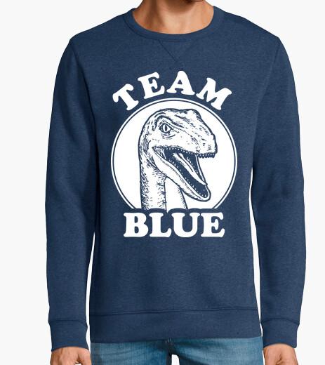 Jersey Team Blue Velociraptor