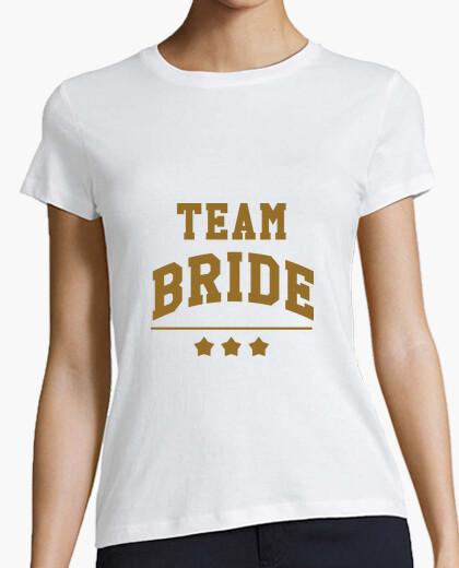 Tee-shirt Team Bride / Mariage