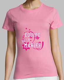 Team Bride / matrimonio