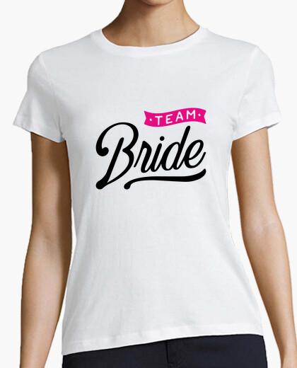 Tee-shirt Team bride cadeau mariage evjf
