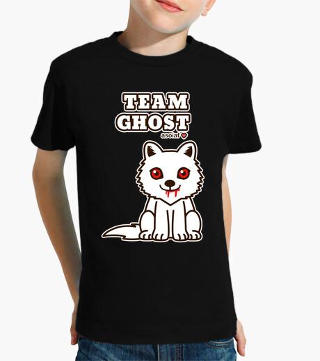 Ropa infantil Team Ghost. camiseta niño
