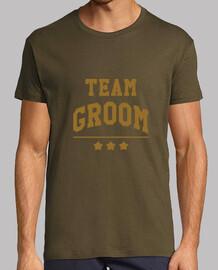 Team Groom / Mariage