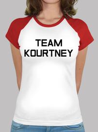 Team K, color sleeves