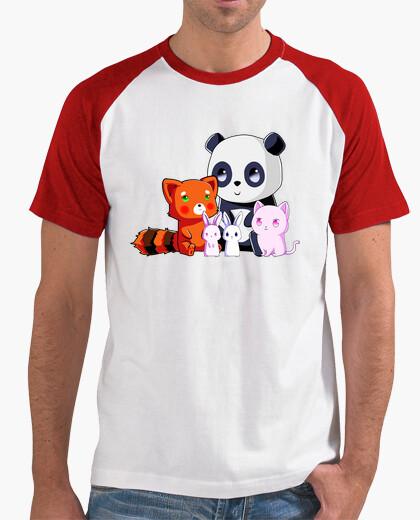 Camiseta Team Kawaii