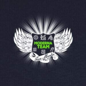modern team T-shirts