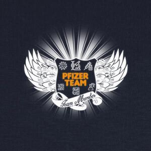 team pfizer T-shirts