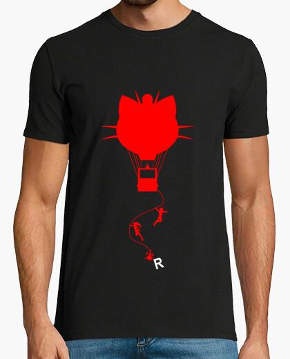 Camiseta Team Rocket