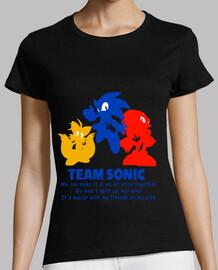 Team Sonic (chica)