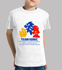 Team Sonic (infantil)