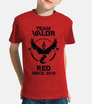 Team Valor Pokémon GO
