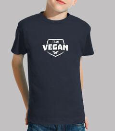 Team Vegan escudo