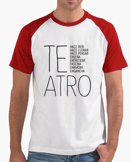 Camiseta TEATRO
