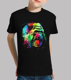 Technicolor Gorilla
