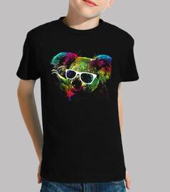 Technicolor Koala