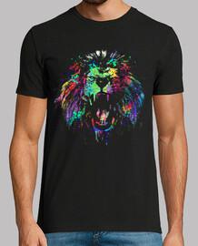 Technicolor Löwe