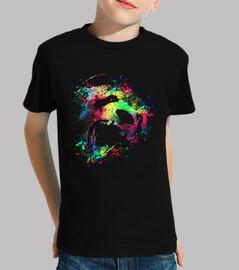 Technicolor Panda