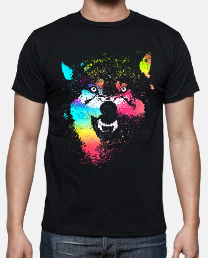 technicolor wolves