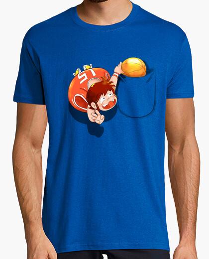 Tee-shirt technique secrète