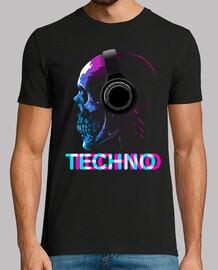 techno- totenkopf