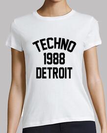 Techno 1988 Detroit