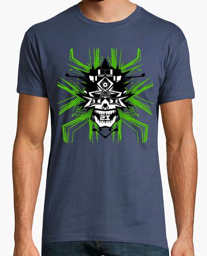 T-shirt techno 23