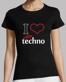 Techno chica
