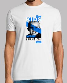 techno enfants -