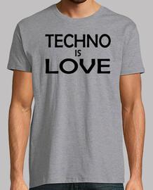 techno ist die liebe