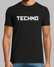techno kr white