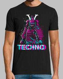 Techno Samurai