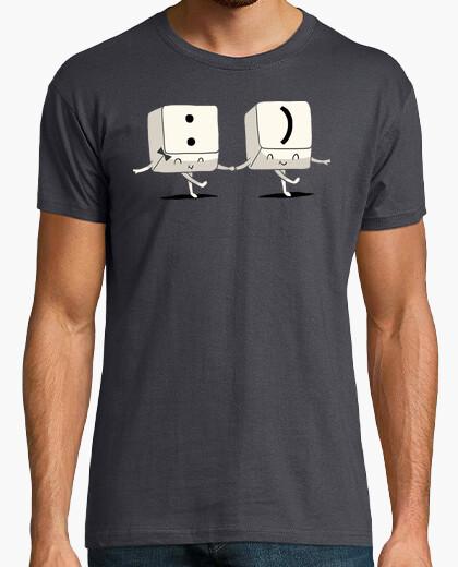Teclas Geek Terror Horror Humor cine TV camisetas friki