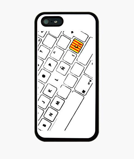 Funda iPhone Teclat Ç