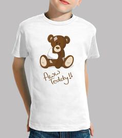 Teddy Herido (Osito de Peluche)